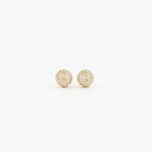 Xuping Earring 18K-0026