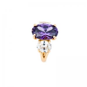 Xuping Ring 18K-0095