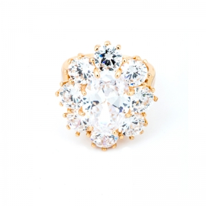 Xuping Ring 18K-0100