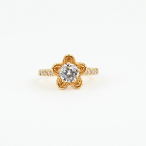 Xuping Ring 18K-0123