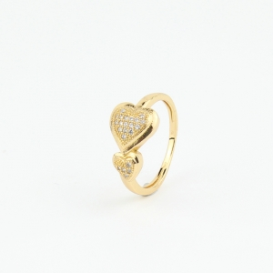 Xuping Ring 18K-0124