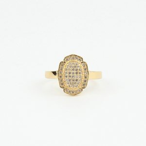 Xuping Ring 18K-0127