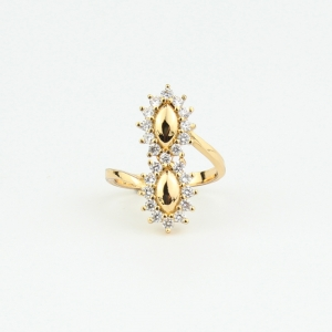 Xuping Ring 18K-0131