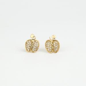 Xuping Earring 18K-0017