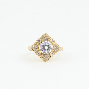 Xuping Ring 18K-0125