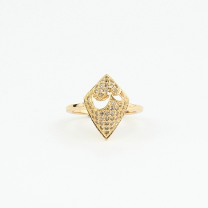 Xuping Ring 18K-0126