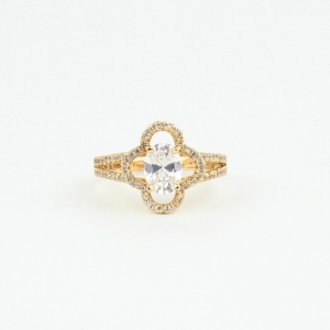 Xuping Ring 18K-0128