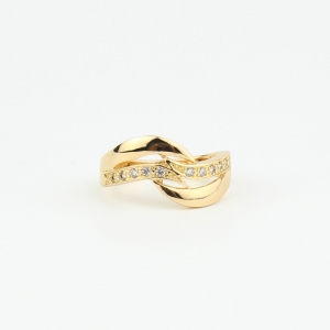 Xuping Ring 18K-0130