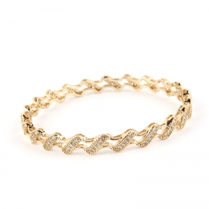 Xuping Bangle 18K-0008
