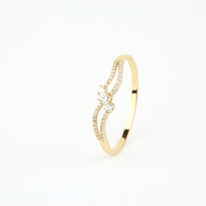 Xuping Bangle 18K-0025