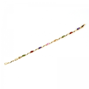 Xuping Bracelet 18K-0008