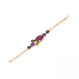 Xuping Bracelet 18K-0012