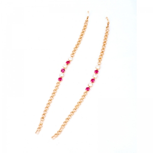 Xuping Bracelet 18K-0016