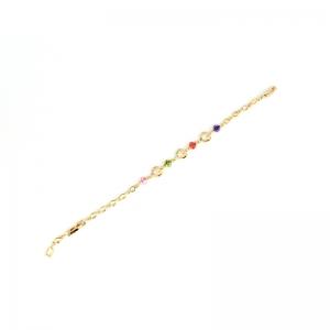 Xuping Bracelet 18K-0042