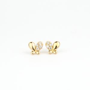 Xuping Earring 18K-0001