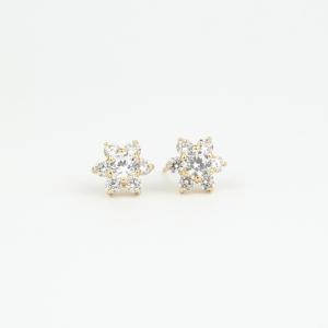 Xuping Earring 18K-0002