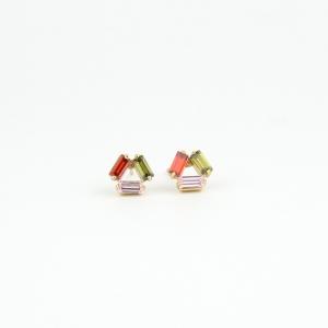 Xuping Earring 18K-0003