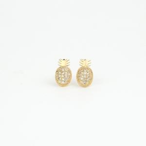 Xuping Earring 18K-0005