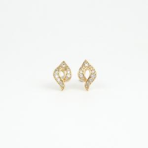 Xuping Earring 18K-0006