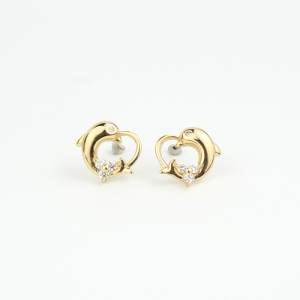 Xuping Earring 18K-0007