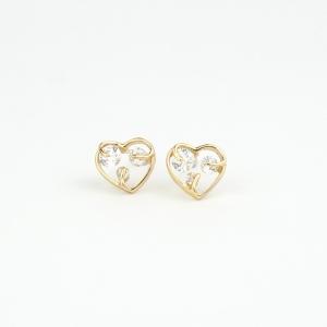 Xuping Earring 18K-0008