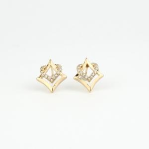 Xuping Earring 18K-0010