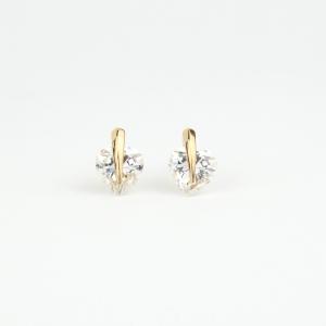 Xuping Earring 18K-0011
