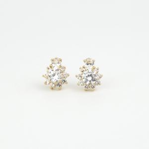 Xuping Earring 18K-0012