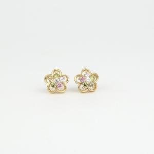 Xuping Earring 18K-0013