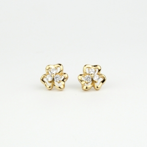 Xuping Earring 18K-0014