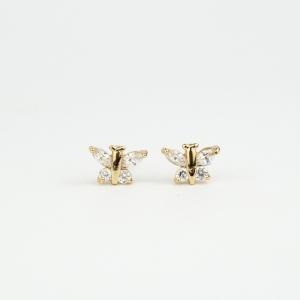 Xuping Earring 18K-0015