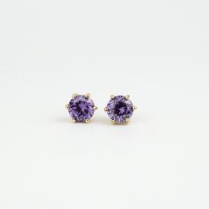 Xuping Earring 18K-0016