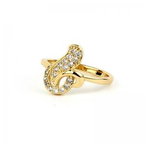 Xuping Ring 18K-0001