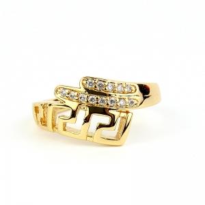 Xuping Ring 18K-0004