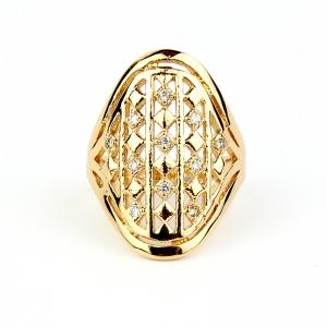 Xuping Ring 18K-0007