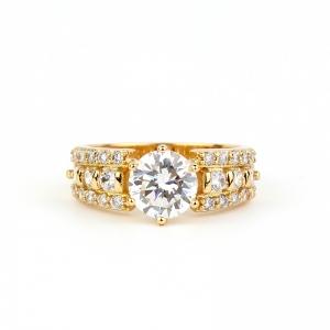 Xuping Ring 18K-0008