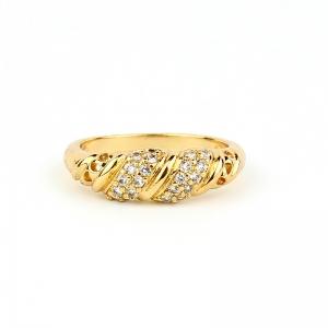 Xuping Ring 18K-0012