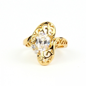 Xuping Ring 18K-0013