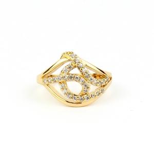 Xuping Ring 18K-0019