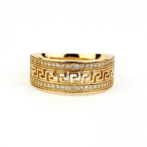 Xuping Ring 18K-0021