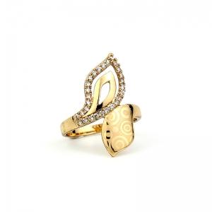 Xuping Ring 18K-0022