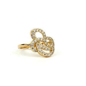 Xuping Ring 18K-0023
