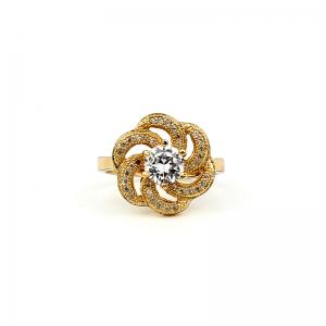 Xuping Ring 18K-0024