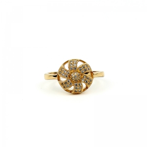 Xuping Ring 18K-0026