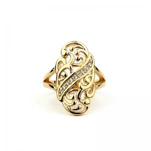 Xuping Ring 18K-0030