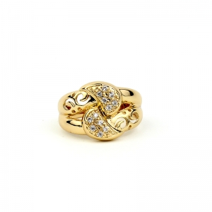 Xuping Ring 18K-0032