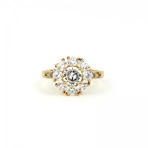 Xuping Ring 18K-0033