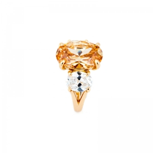 Xuping Ring 18K-0096