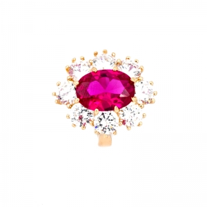 Xuping Ring 18K-0101