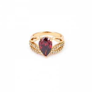 Xuping Ring 18K-0104